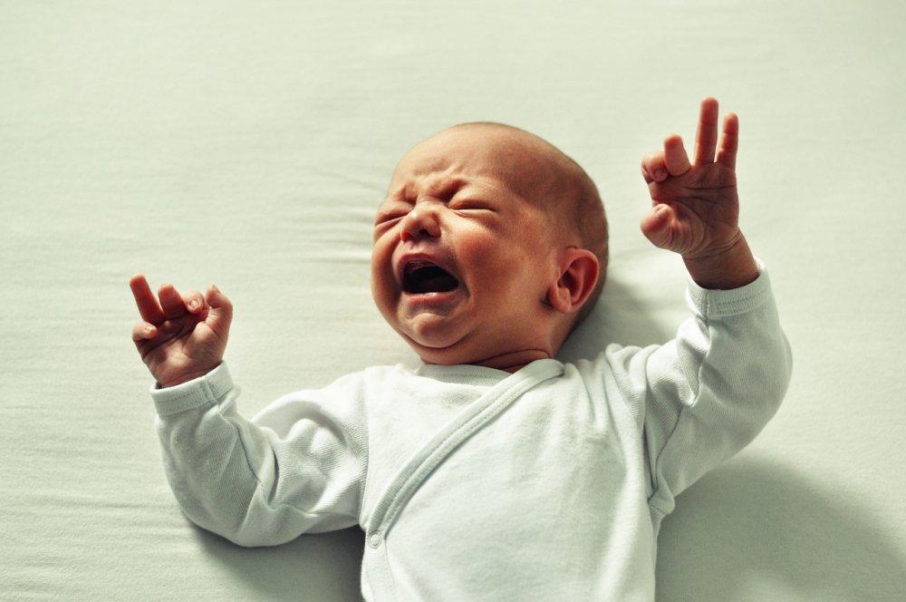 Koliky u novorozencu
