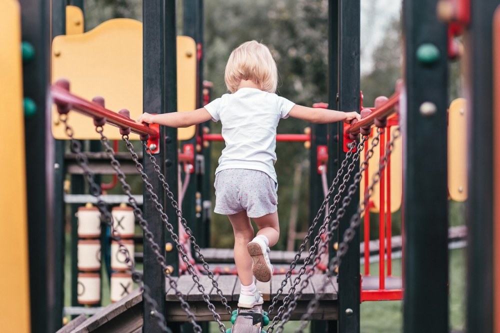 Dítě potřebje dělat nebezpečné věci