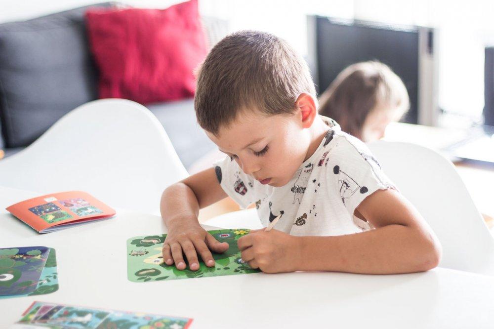 vyskrabavaci obrazky Djeco