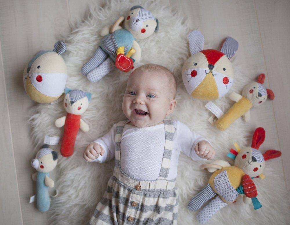 jak si hrat s miminkem